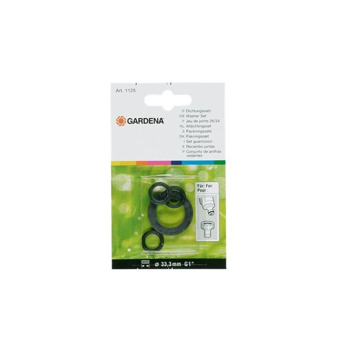 GARDENA Резервни уплътнения за 901/2901
