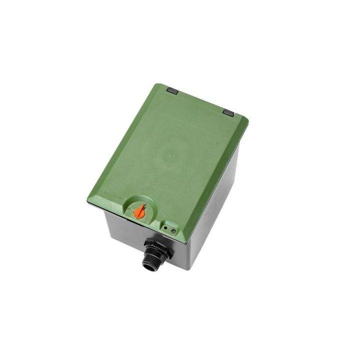 GARDENA Защитна кутия за воден клапан - 1 клапан 9 V или 24 V