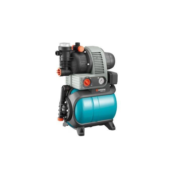 GARDENA Comfort Хридрофорна уредба с разширителен съд 4000/5 eco
