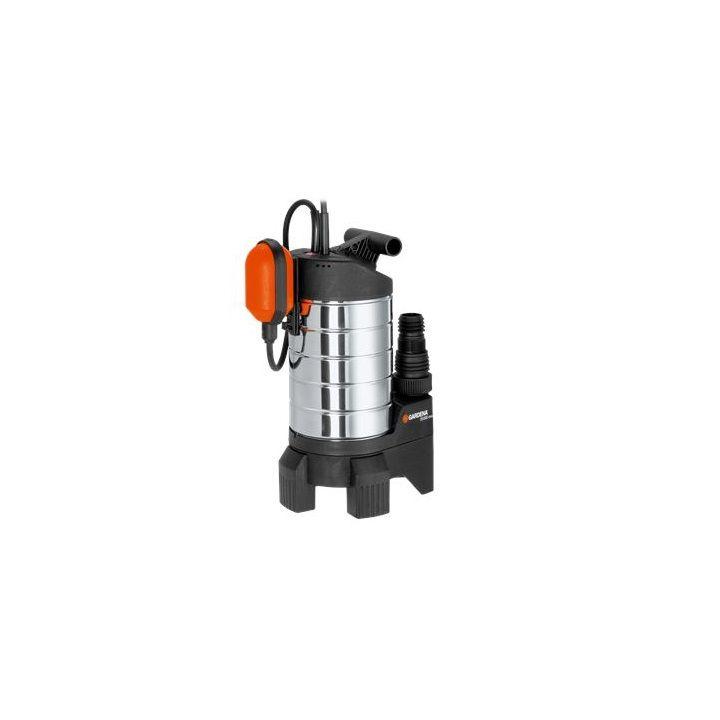 GARDENA Premium Дренажна помпа за мръсна вода 20000 Inox